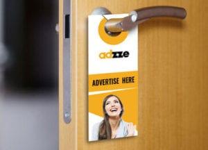 Door Hanger Ads