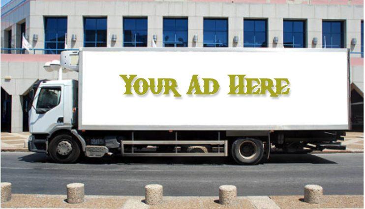 Billboard Truck Ads