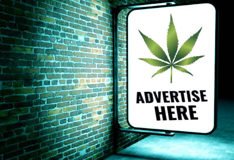 Creative ideas for marijuana advertising